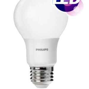 10 LAMPARAS PHILIPS LED BULB 7W=50W FRIA